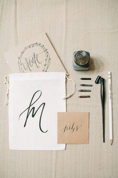 PCB - Calligraphy workshop