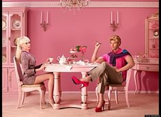 Barbie And Ken Marriage: 'In The Dollhouse' Photographer, Dina Goldstein, Captures Dark Side