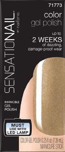 Sensational Gel Nail Polish 71773 Gold Me Tight 25 floz * Learn more by visiting the image link.Note:It is affiliate link to Amazon.
