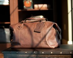 You need a Barbour Bag for the trip. www.circle7online.com