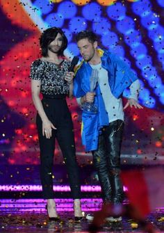 austria wins eurovision song contest youtube