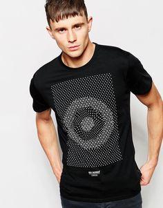 Imagen 1 de Camiseta con estampado ded lunares Target de Ben Sherman