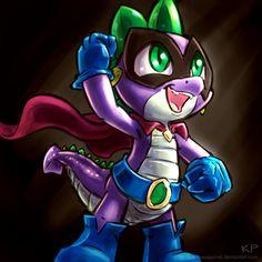 Hero by KP-ShadowSquirrel.deviantart.com on @DeviantArt