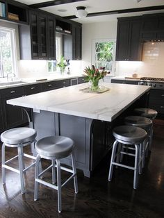 how to put kitchen tiles on the wall kitchen island contrasting granite white 9819