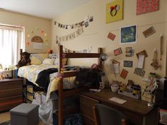Summertime Sweety: College Countdown: Appalachian State University Dorm Tour Part 67