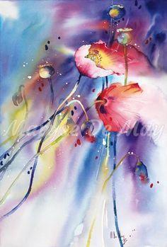 """Résultat de recherche d'images pour """"aquarelles maryse de may"""""""