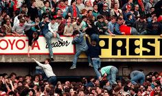 hillsborough disaster 1989 liverpool f.c.
