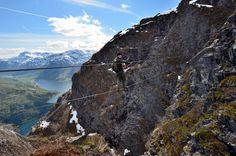 Ferrata in Norway Bhutan, Lake Tahoe, Lodges, Us Travel, Trekking, Kayaking, Adventure Travel, Norway, Nature Photography
