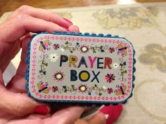 A Traveler's Dream: DIY Altoid Tin Prayer Boxes House Rooms, Fun Games, Drill, Projects To Try, Cool Games, Drill Press, Hole Punch, Drills, Drill Bit