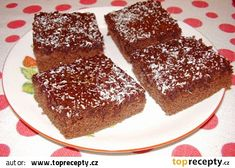 Šalamounova buchta recept - TopRecepty.cz Sweet Recipes, Rum, French Toast, Pudding, Cooking, Breakfast, Food, Cucina, Breakfast Cafe