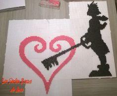 Valentine project - Sora from kingdom hearts