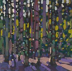 Michael White Australian Artists, Landscape Art, Art Ideas, Trees, Painting, Tree Structure, Painting Art, Paintings, Painted Canvas