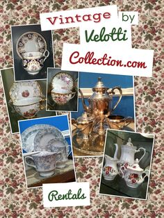 #vintagebyvelotticollection