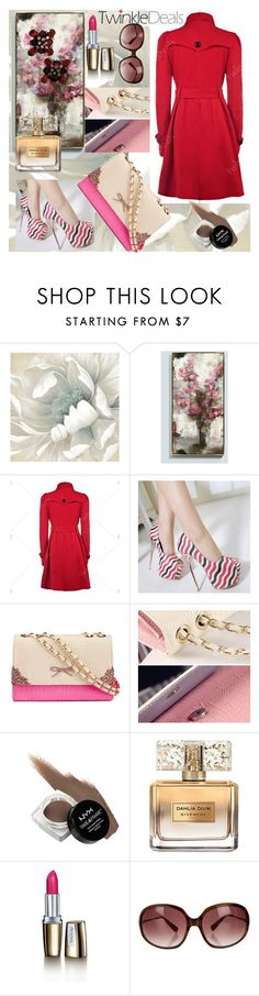 """""""& TwinkleDeals-Women Style & 31/I"""" by nura-akane ❤ liked on Polyvore featuring Ballard Designs, Givenchy, Isadora, Oliver Peoples, polyvoreeditorial and twinkledeals"""
