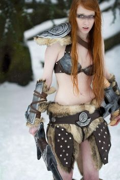#skyrim #cosplay #nord This is AMAZING