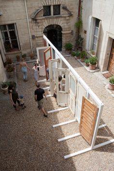 Festival des Architectures Vives, Montpelier | B3 Designers