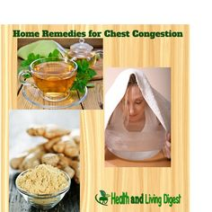 Chest congestion is caused by the inflammation of the respiratory tract caused by accumulation of fluids and mucus in the lungs. That feeling of tightness,