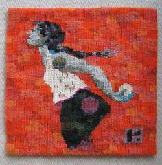 Portfolio | Ruth Manning Tapestry