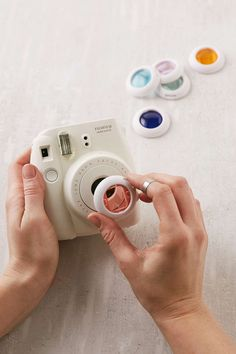 Instax Mini 8 Color Filter Lens Set - Urban Outfitters
