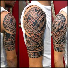 Tribal free hand(samoantattoo ) Follow me on  Instagram ;@jonatattoo Fb page @jona tattoo art