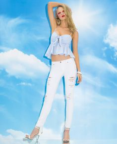 Sweetie Knot Cami - Bardot