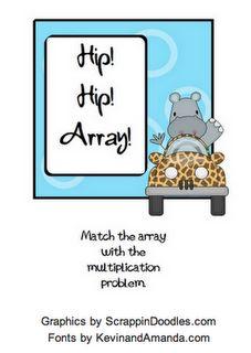 Hip! Hip! Array!