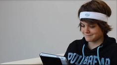 Smart HeadBand (SHB) is an innovative textile product that includes 4 EEG sensors to capture brainwaves