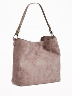 Shop Now - >  https://api.shopstyle.com/action/apiVisitRetailer?id=657754508&pid=uid6996-25233114-59 Slouchy Hobo for Women  ...