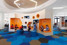 One week left to enter the 2017 Shaw Contract Design Awards! Here's why we think you should enter… design 8 Reasons To Enter the Shaw Contract Design Awards Shaw Contract, Contract Design, Kindergarten Interior, Ecole Design, State School, Library Design, Design Desk, Commercial Interior Design, Classroom Design