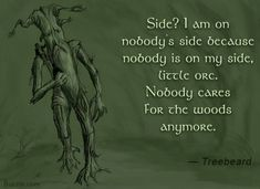 One of my, if not the favorite, lotr quotes