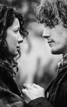 Outlander's favorite couple, Jamie and Claire