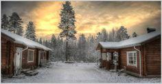 Kangasniemi Hornworks, Rovaniemi, Finland.