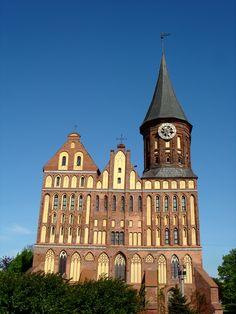 Cathedral Kaliningrad ~ Russia