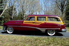 "1950 Buick Roadmaster ""Woody"