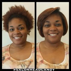 We ❤ our beautiful clients!! Like this gorg girl with her great blowout on natural hair by Tronisha!! #salonheadcandy #modernsalon #myhaircrush #modernsalon #nhdaily #naturalhair #naturalista #naturalstyles #naturalhairdaily #naturalhairstyles #blowout #beautiful #blackhair #beforeandafter #bumbleandbumble #blackhairstyles #blackgirlsrock #curlbox #happy #hairstyling #follow #salonlife #southjersey #gorg #thenaturalcommunity
