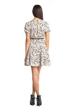 Grey Gardens A-Line Dress