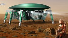 inflatable mars habitat and moonbase Inflatable Furniture, Inflatable Chair, Low Gravity, Mars Surface, New Explorer, Membrane Structure, Photovoltaic Cells, Planets And Moons, Moon Missions