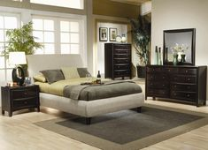 Coaster Phoenix 4 Piece Bedroom Collection Las Vegas Furniture Online | LasVegasFurnitureOnline | Lasvegasfurnitureonline.com