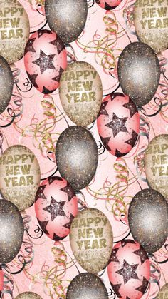 (notitle) - Happy new Year - New Year's Eve Wallpaper, Happy New Year Wallpaper, Holiday Wallpaper, Cute Backgrounds, Cute Wallpapers, Wallpaper Backgrounds, Happy New Year Images, Happy New Year Greetings, Christmas Pictures