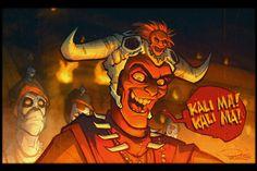 Indiana Jones & The Temple of Doom - Brett Parson