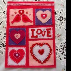Simone's Valentine Banner