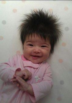 Beautiful Baby Girl  Beautiful Smile Beautiful Precious Hair