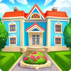 Homescapes Mod Apk [Unlimited Stars] for Android Ipod Touch, Ipad, Fun Games, Games To Play, Google Play, Butler, Iphone, Game Of The Day, New Mods