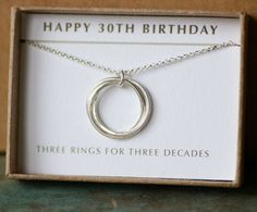 30th Birthday Gift For Daughter Graduation By ILoveHoneyWillow Gifts Best Friend