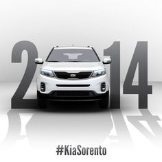 The Kia Sorento is ready for 2014! Learn more about the Sorento here: http://www.kia.com/us/en/vehicle/sorento/2014/experience