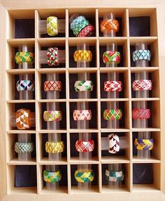 Omiyage Blogs: Yubinuki: Japanese Thimbles