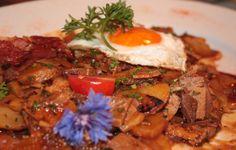 Misto di Carne con Speck Uova e Patate