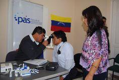 Oftalmólogos venezolanos darán atención gratuita a Pacientes Guatemaltecos