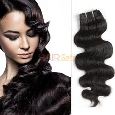 1 bundle Virgin Indian Hair Body Wave Natural Black Only Indian Hairstyles, Weave Hairstyles, Indian Hair Weave, Virgin Indian Hair, 100 Human Hair Extensions, Body Wave, Natural, Black, Braided Hairstyles