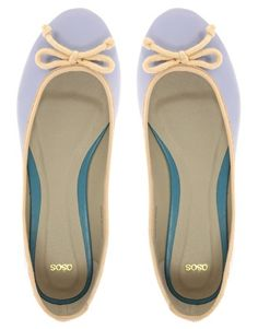 Ballet Flats by ASOS LUCY for $26.09